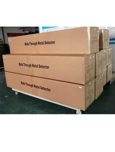 vrata metal detektor pakovanje
