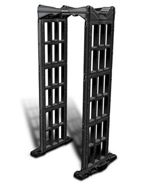 modularna vrata metal detektor 2