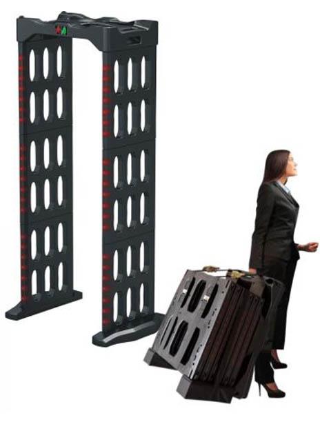 prenosiva vrata metal detektor 5
