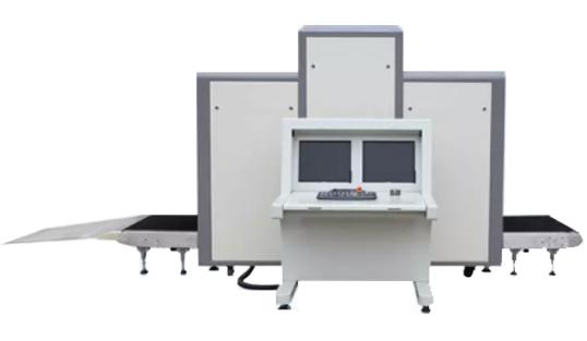 rengen uredja za skeniranje velikih paketa